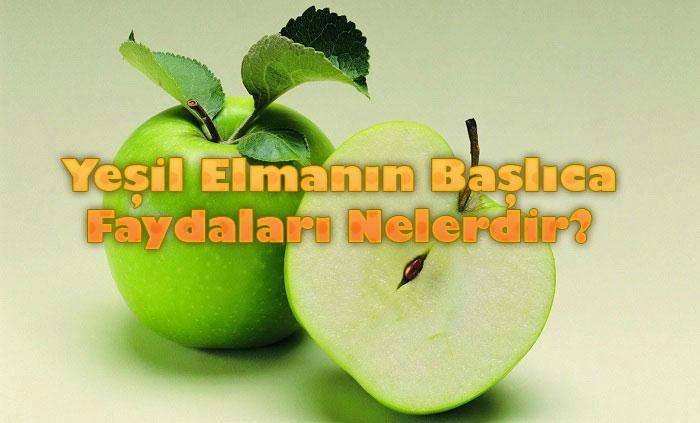 Yeşil Elma, Yeşil Elmanın Faydaları, Yeşil Elmanın Faydaları Nelerdir?, Yeşil Elmanın Cilde Faydaları